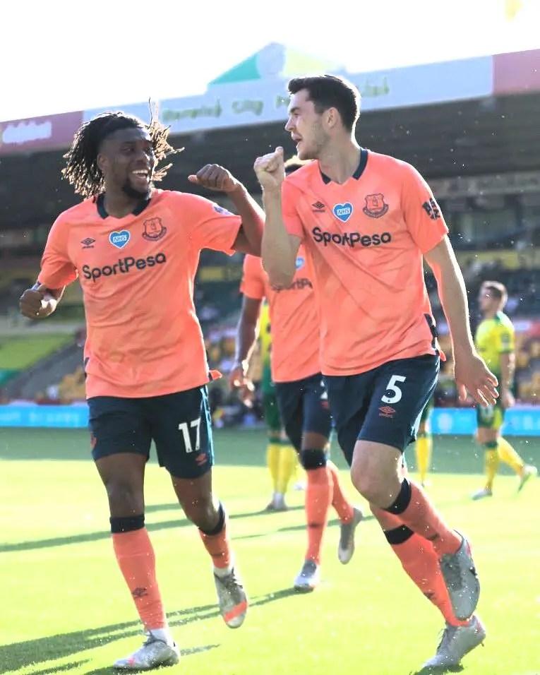 Spurs Vs Everton: Iwobi Targets 1st Goal, 3rd Win In 8 EPL Games