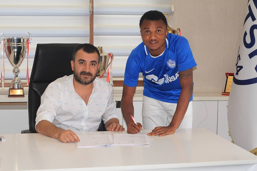 Nwakali  Moves To Turkish Club Tuzlaspor