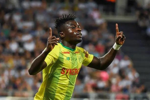 Onyekuru Ready To Outshine Simon  As Monaco, Nantes  Clash In France