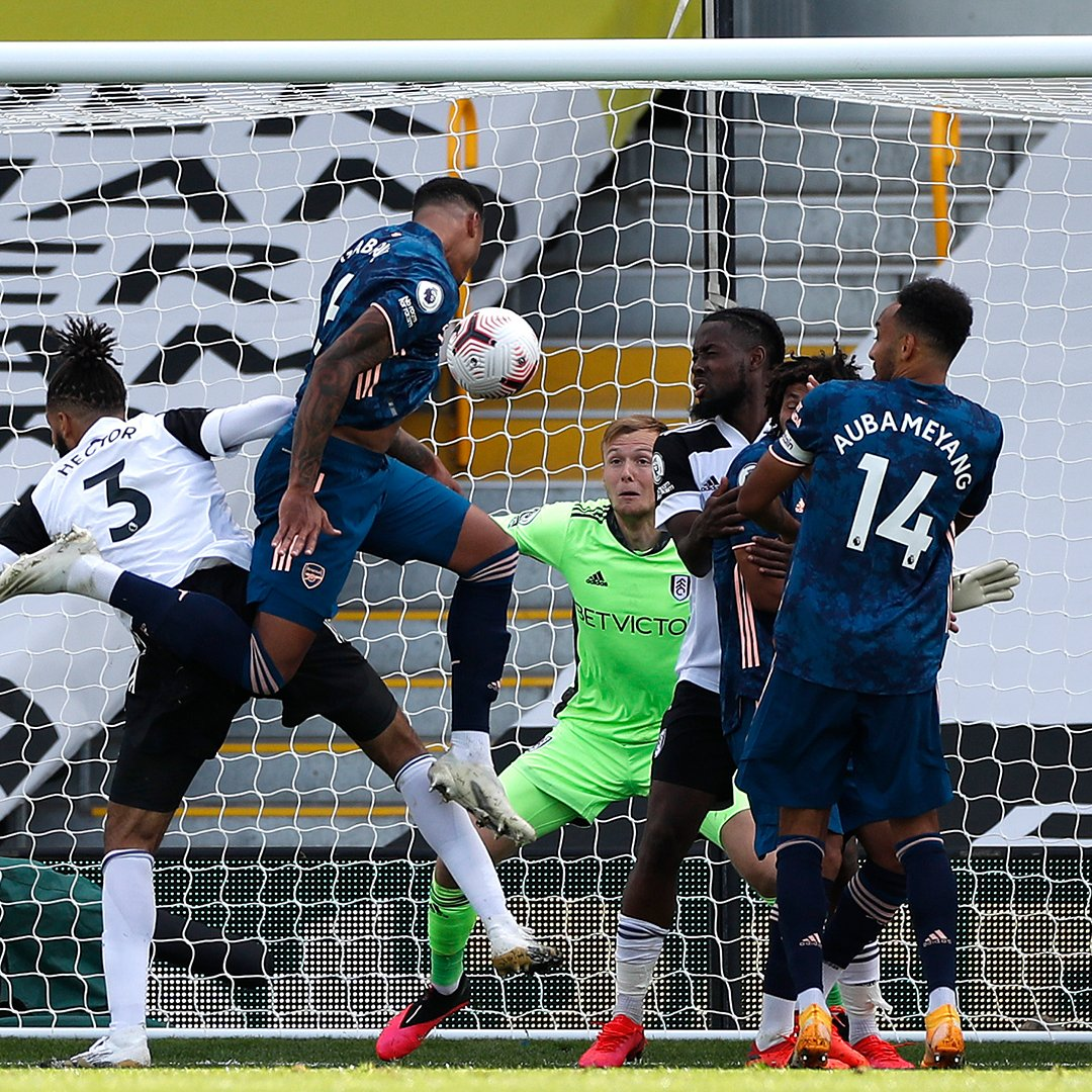 Fulham 0-3 Arsenal: Gunners  Earn Winning Start Against Premier League Newcomers
