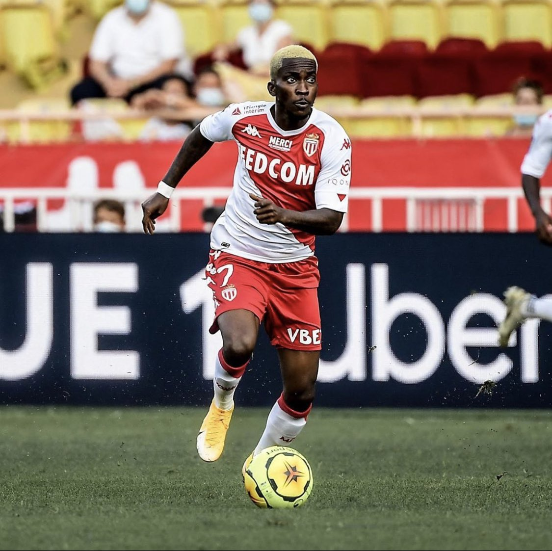 Onyekuru To Leave Monaco On Loan In January