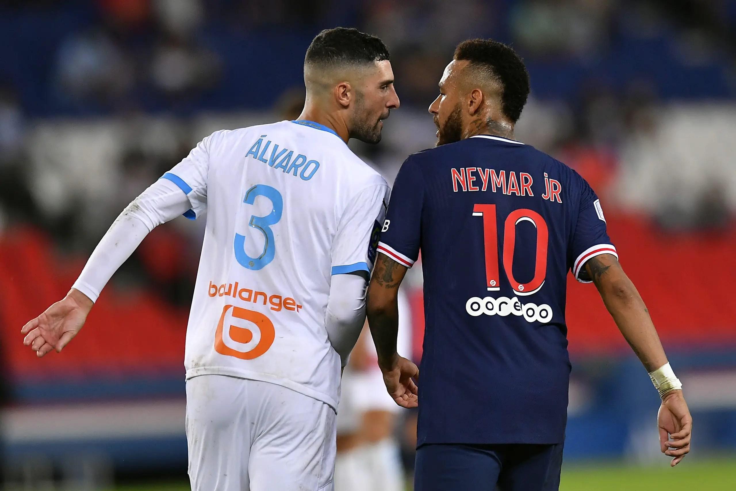 Neymar, Gonzalez In War Of Words After  Racism Allegation