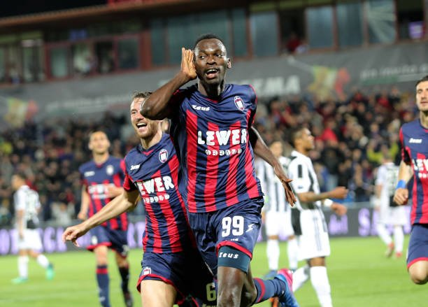 Genoa Reignite Interest In Simy Nwankwo