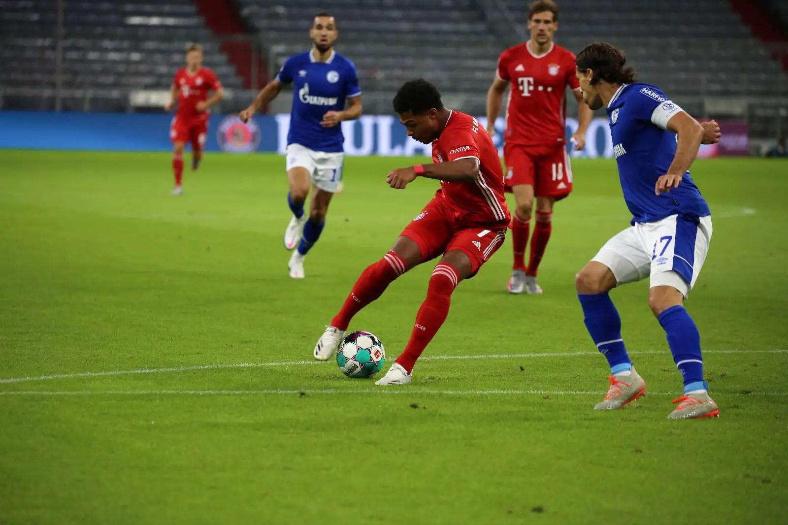 Bundesliga: Gnabry Nets Hat-Trick As Ruthless Bayern Maul Schalke In Season Opener