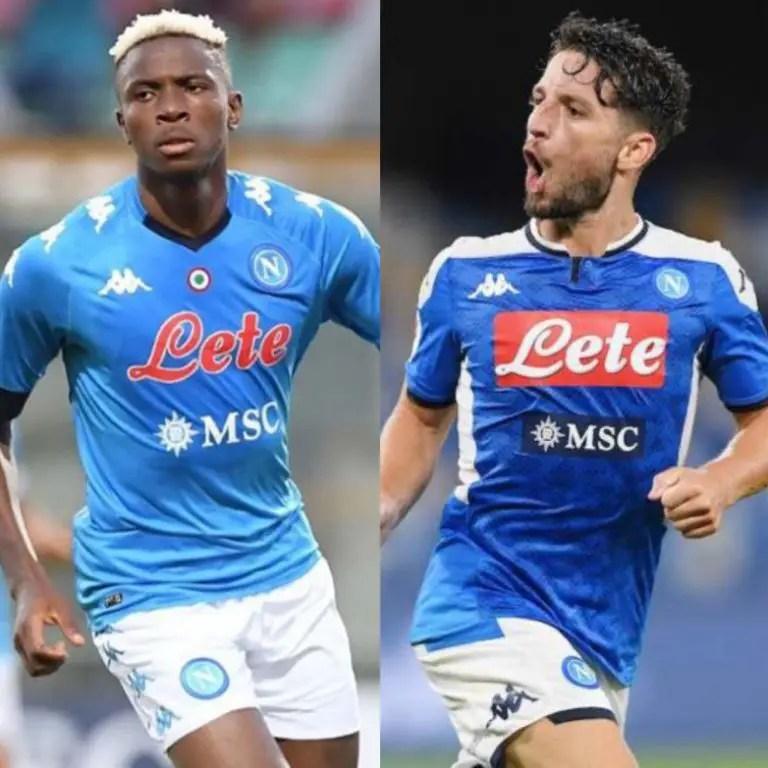 Osimhen, Mertens Partnership Great For Napoli If Gattuso Adopts 4-2-3-1   –Club Legend, Giordano