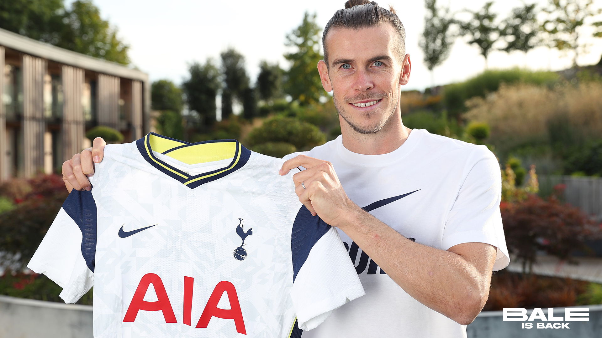 Bale Rejoins Spurs On Loan From Real Madrid