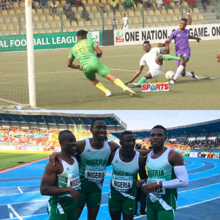 Odegbami: Sport – Slavery For Local Athletes In Nigeria! (1)