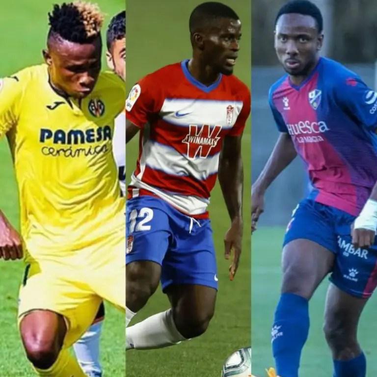 Chukwueze, Azeez, Nwakali Will Excel In Laliga Santander  –Amuneke