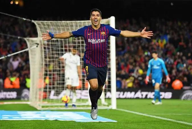 Barcelona Confirm Suarez's Transfer To Atletico Madrid