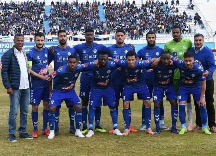 Okpotu Helps US Monastir Beat Esperance, Win First-Ever Tunisian Cup Title