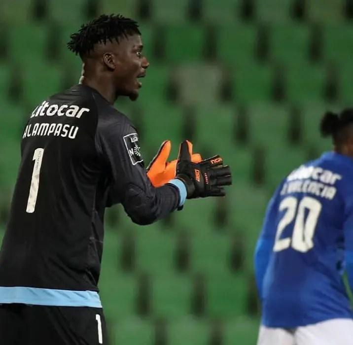 Europa League Qualifier: Alampasu In Action, Suffers Heavy Home Defeat Vs Rosenborg