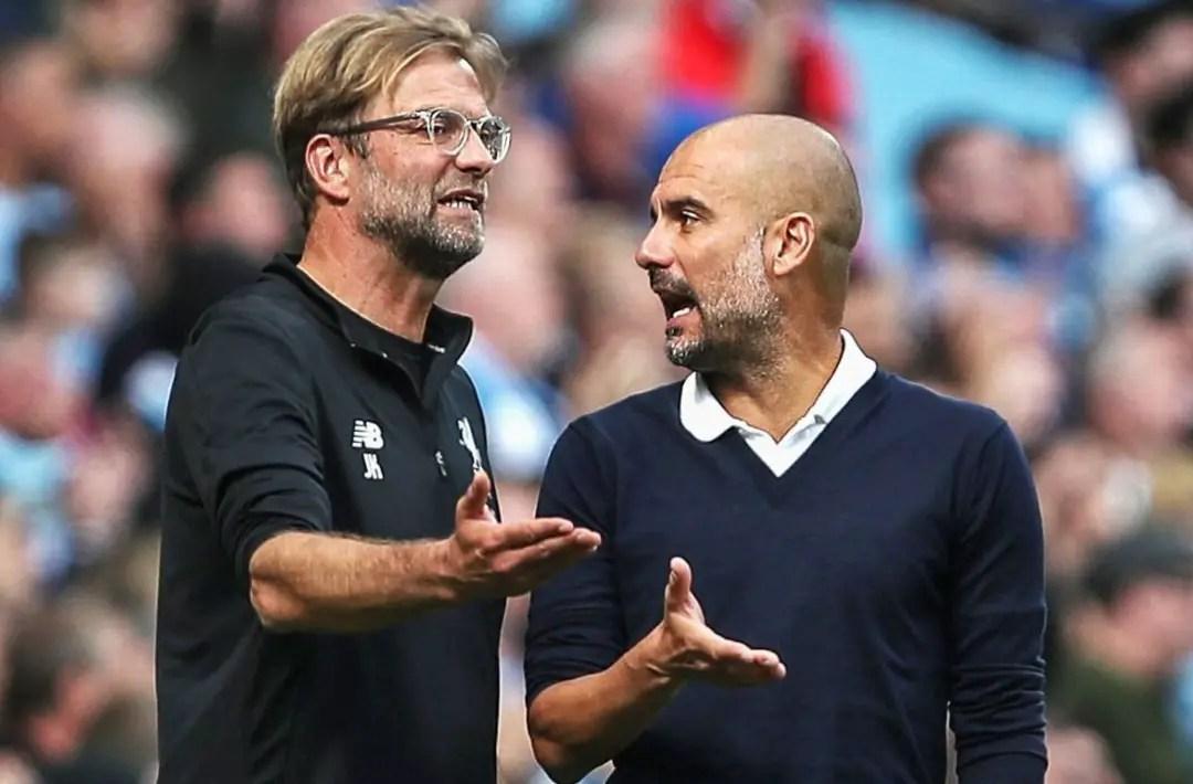 Man United Can't Win Premier League Until klopp, Guardiola Quit Liverpool, Man City  –Neville