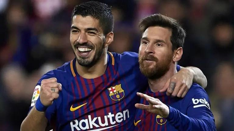 Messi Slams Barcelona For 'Kicking Out' Suarez
