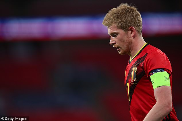 De Bruyne Ruled Out Of Man City vs Arsenal Game