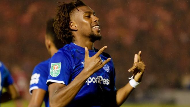 Iwobi Bags Assist As In-Form Everton Beat Brighton And Hove Albion
