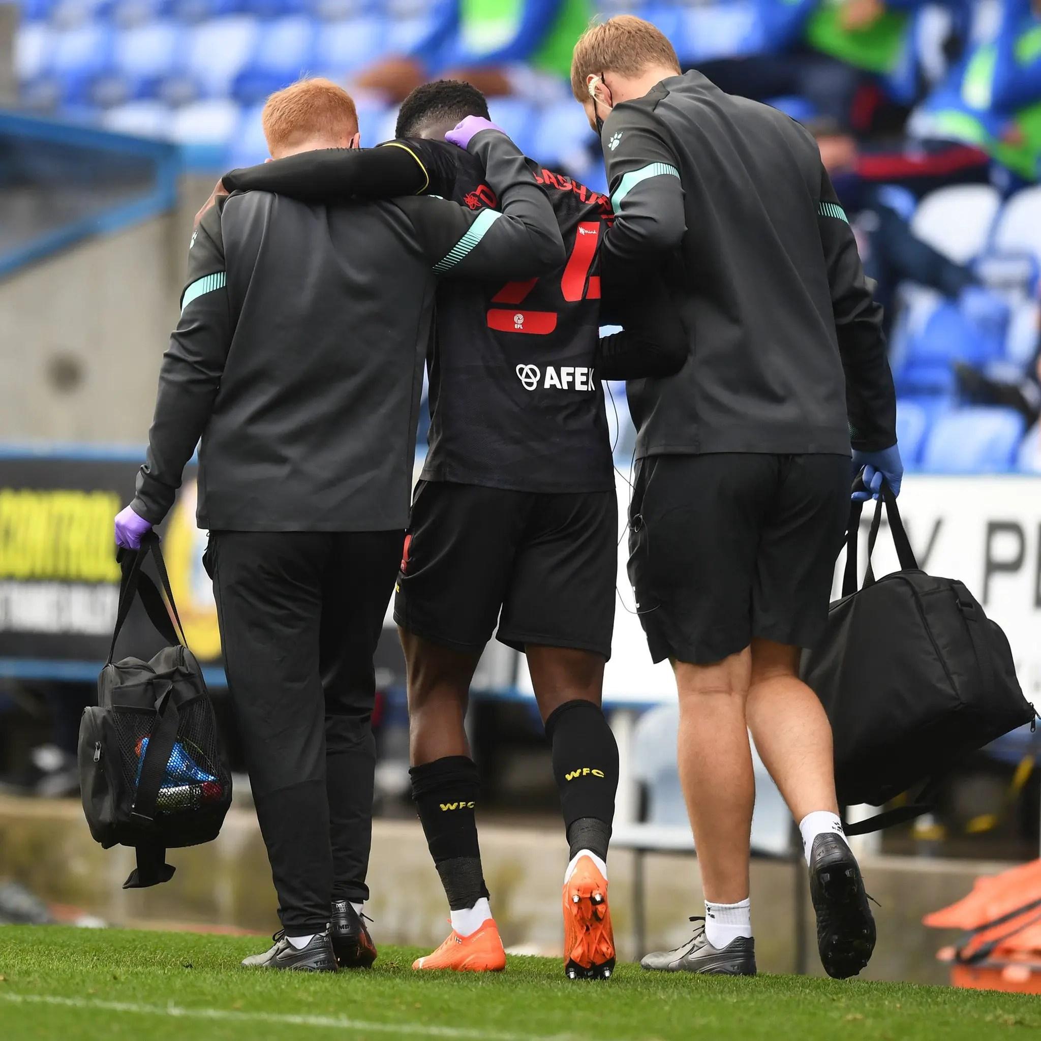 Dele-Bashiru Returns To Watford Training After Lengthy Injury Layoff