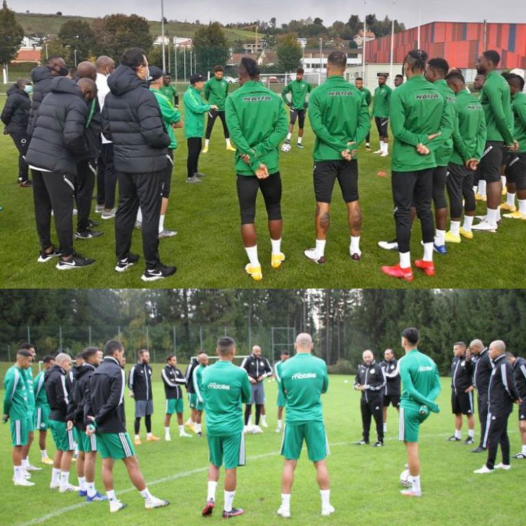 5 Key Questions On Super Eagles Ahead  Friendly Clash With Algeria