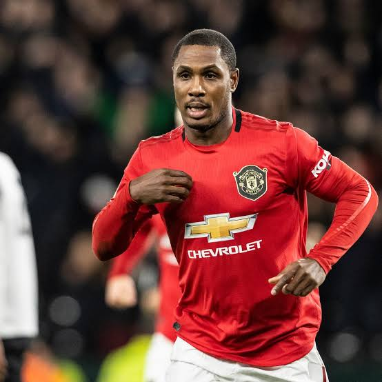 Ighalo Ready For Cavani's Competition At Manchester United