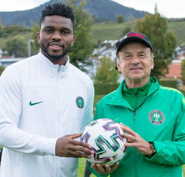 Super Eagles Vs Lone Star: Rohr Speaks On Liberia, New Players And Awoniyi's Exclusion