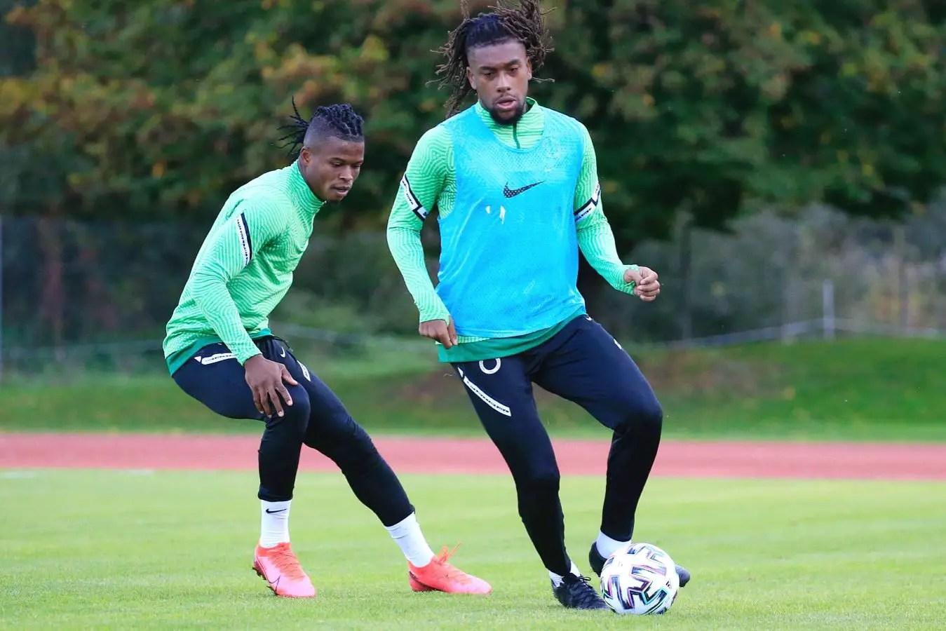 Friendly: Iwobi, Agu, Onyeka To Start In Midfield Vs Algeria