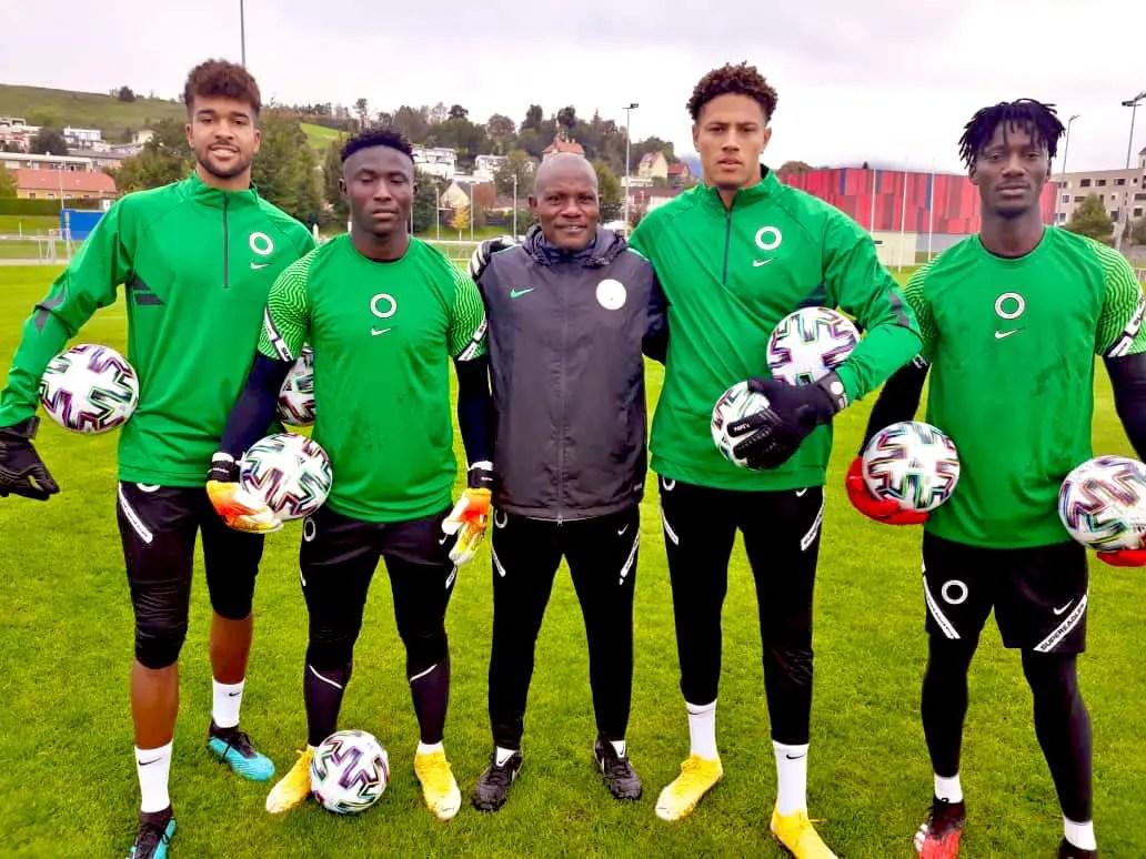 Eagles: Spotlight On The Foursome Vying For  Safe Hands Role Vs Algeria, Tunisia
