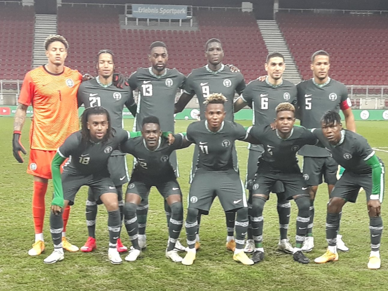 Super Eagles' Rating Player-By-Player In Defeat To Algeria