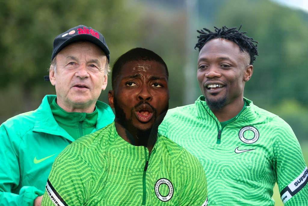 Iheanacho, Musa To Lead Eagles' Attack Vs Tunisia As Rohr Targets First Win Of Year