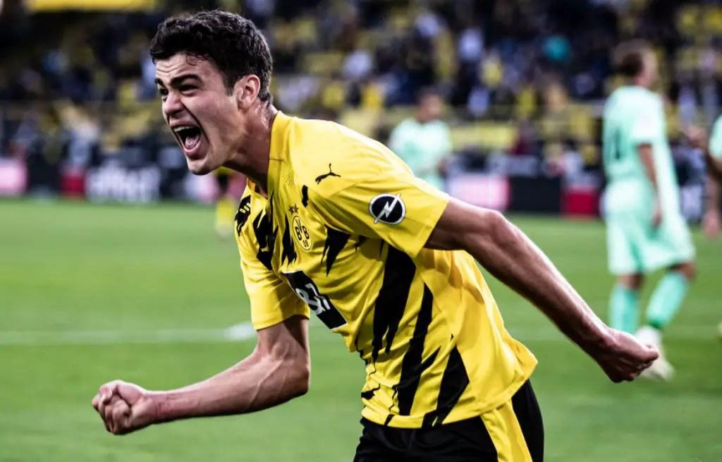 INTERVIEW: Reyna! – Dortmund's Record-Making Teen Star Talks Up More  Career Goals