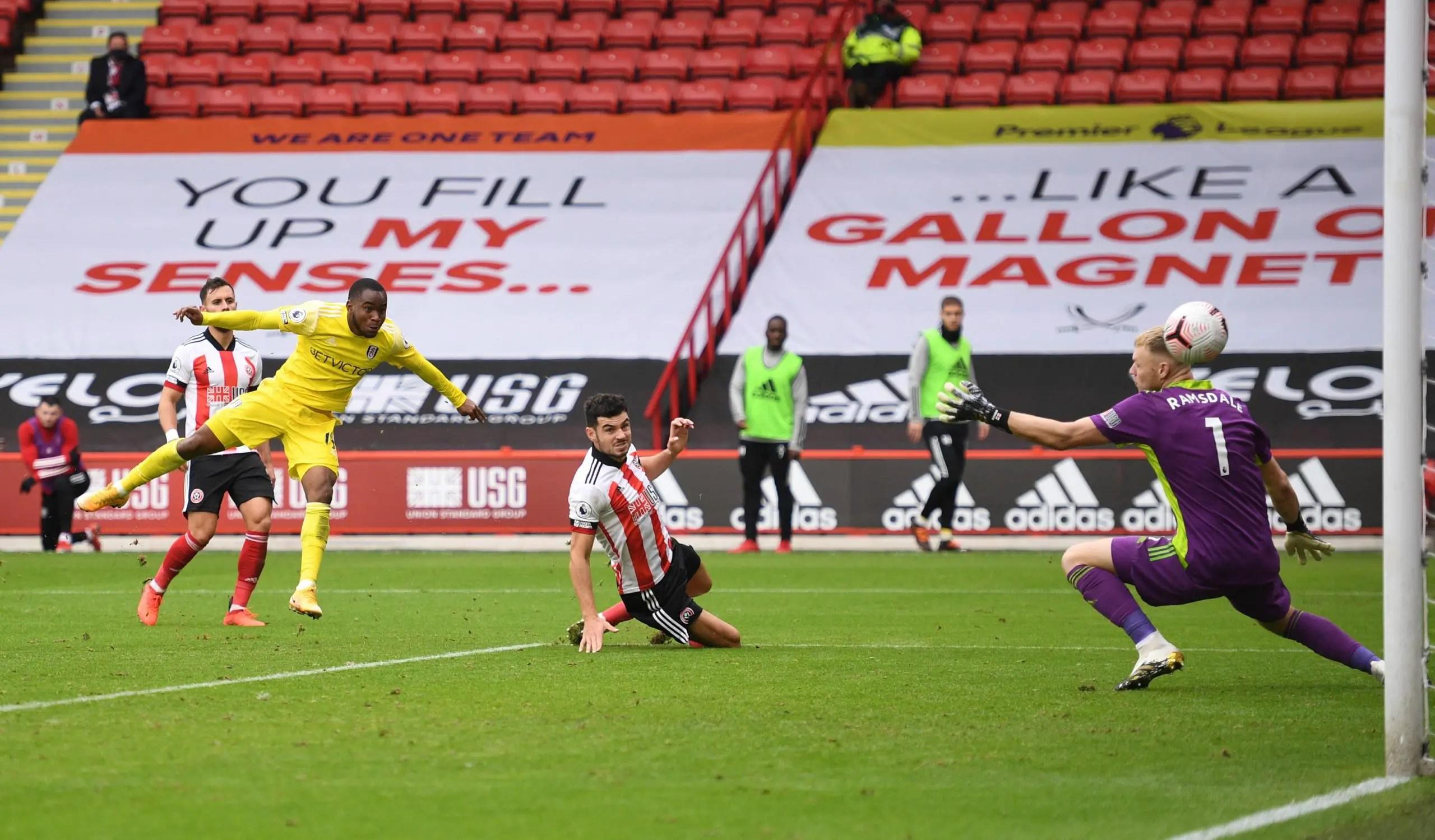 Premier League: Lookman On Target In Fulham's  Draw Vs   Sheffield United