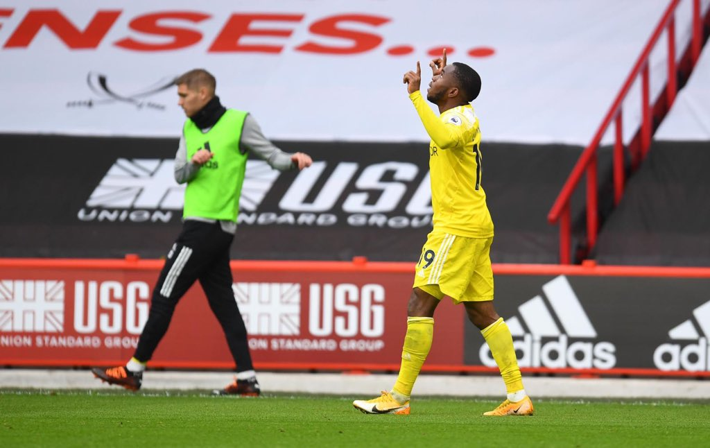 Lookman Targets More Goals For Fulham After Scoring In Draw Vs Sheffield