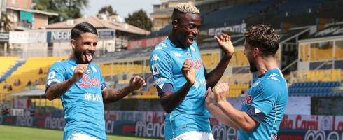 Mancini: Napoli Now Competitive After Osimhen Signing
