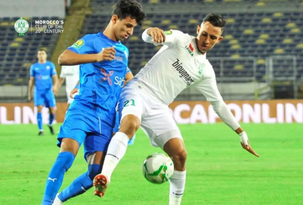 CAF Champions League: Zamalek Vs Raja Semis 2nd Leg Postponed Until Nov. 1 Over Covid-19 Threat
