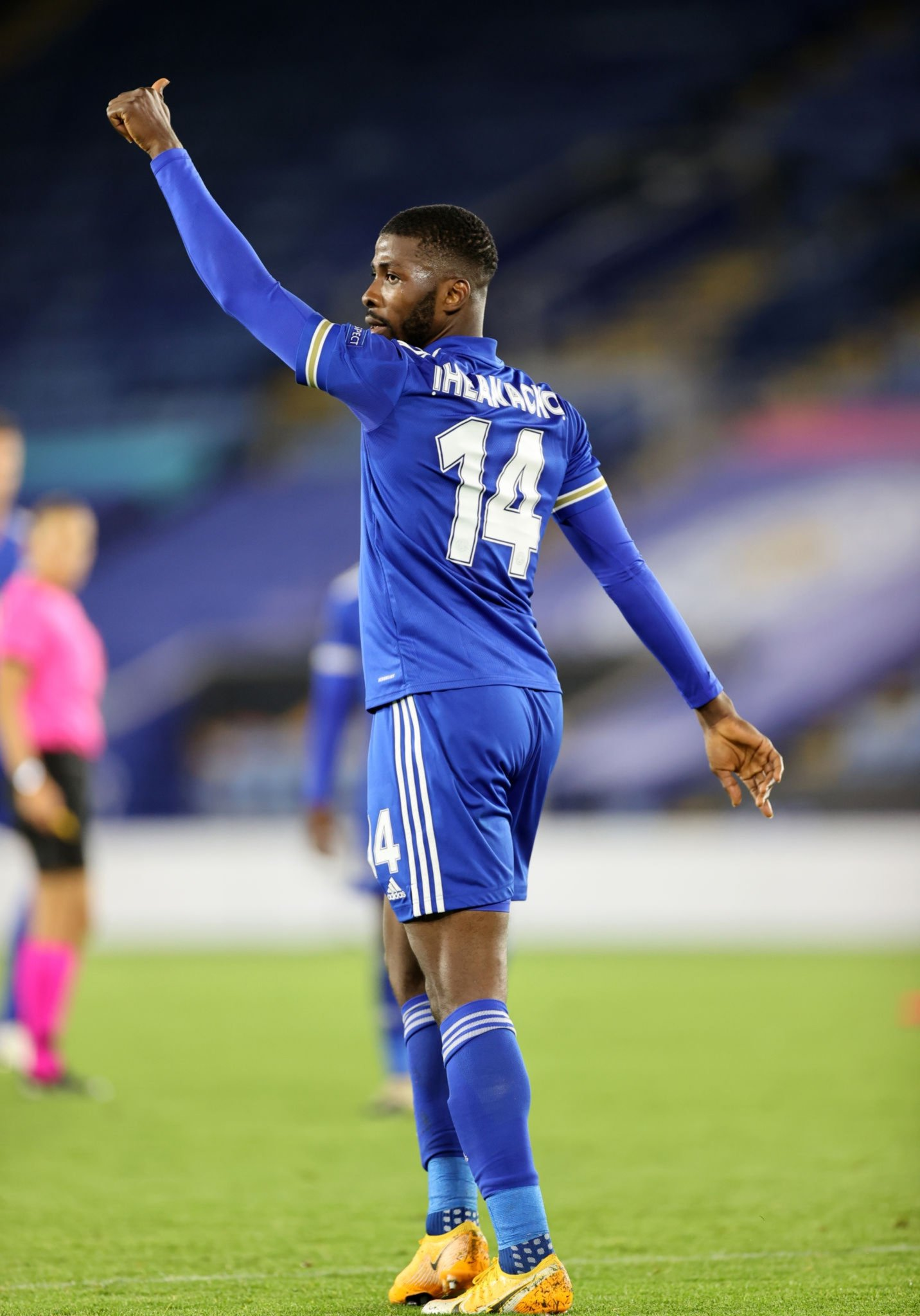 'There's More To Come'- Iheanacho Targets More Goals For Leicester City