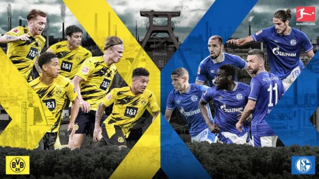 'Mother Of All Derbies' – Dortmund Vs Schalke Headlines Bundesliga Matchday-5 Clashes