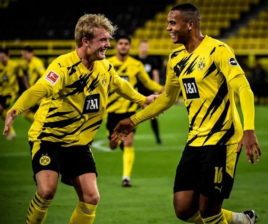 Akanji, Haaland, Hummels On Target As Dortmund Maul Schalke In Revierderby