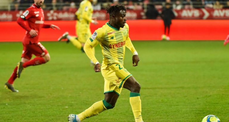 Ligue 1: Simon On Target As Nantes Draw At Home, Extend Winless Run