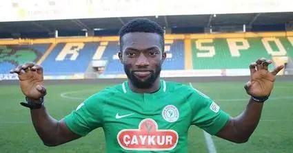 Okechukwu Close To Basaksehir Return After  Injury-Induced Layoff
