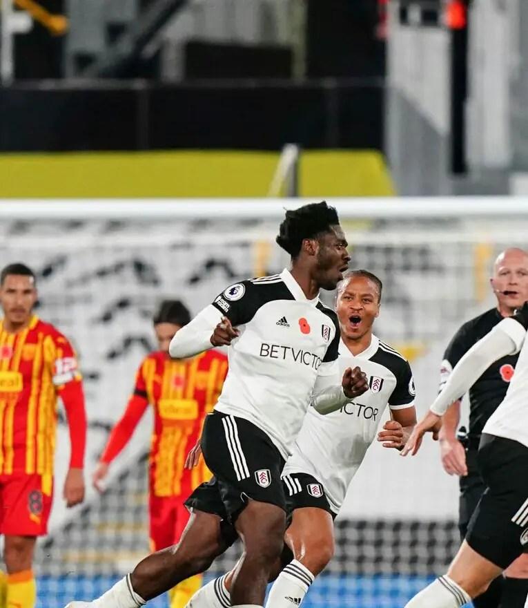 Fulham Boss Parker Hails Aina's Wonder Goal Vs West Brom