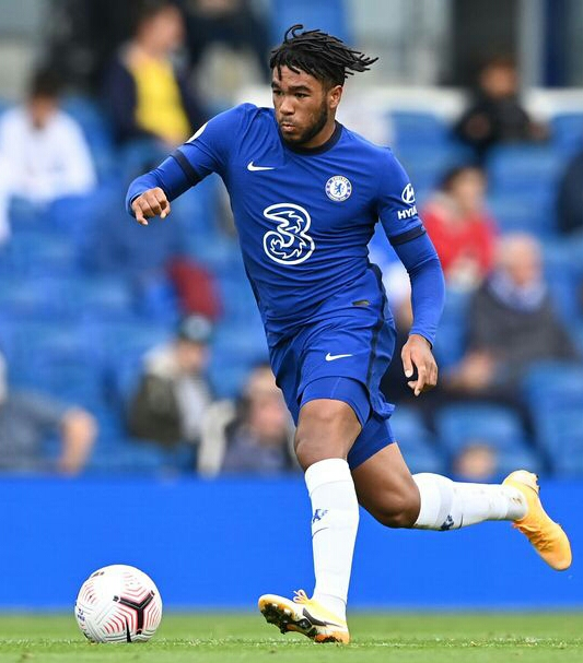Chelsea's Reece James Handed Two-Match Ban By UEFA