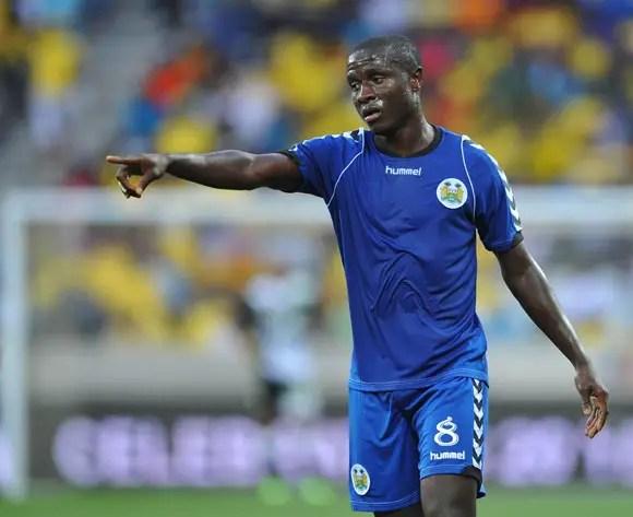 Sierra Leone midfielder, Strasser: Osimhen's Injury Helped Us Comeback Vs Super Eagles