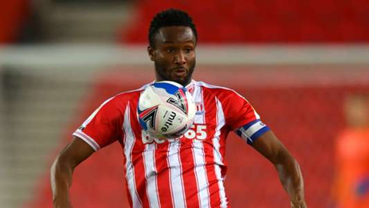 Mikel Doubtful For Stoke City Vs Wycombe Clash