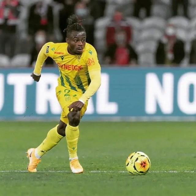 Simon Up Nantes Player Of The Month Award