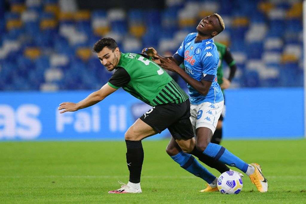 Gattuso: Napoli Players Must Give Osimhen Better Service To Score Goals
