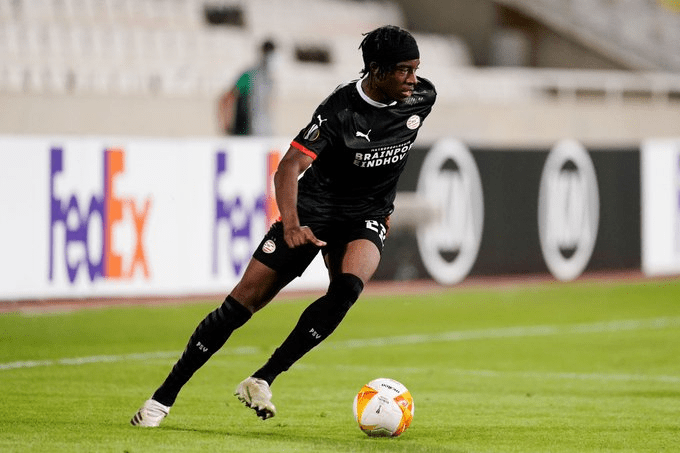 PSV Chief De Jong: No Concrete Offer Yet For Noni Madueke
