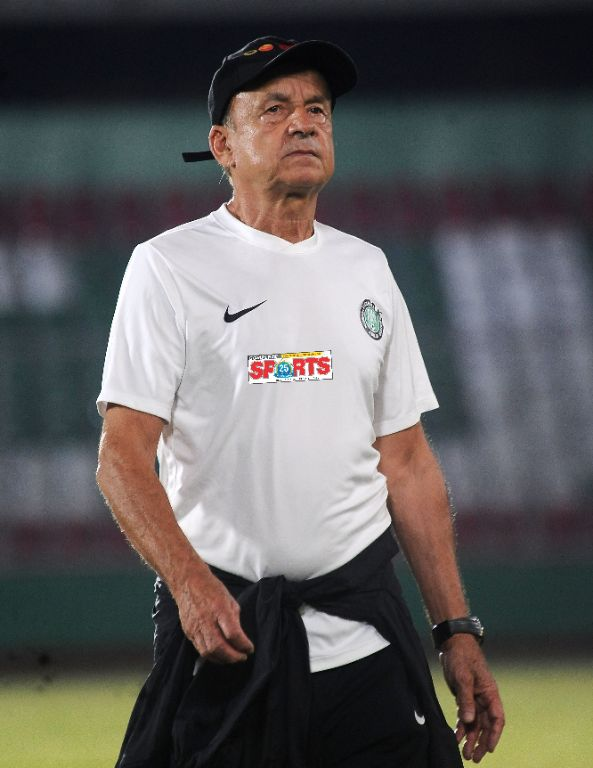 Odegbami: Will The World End If Rohr Is Sacked?