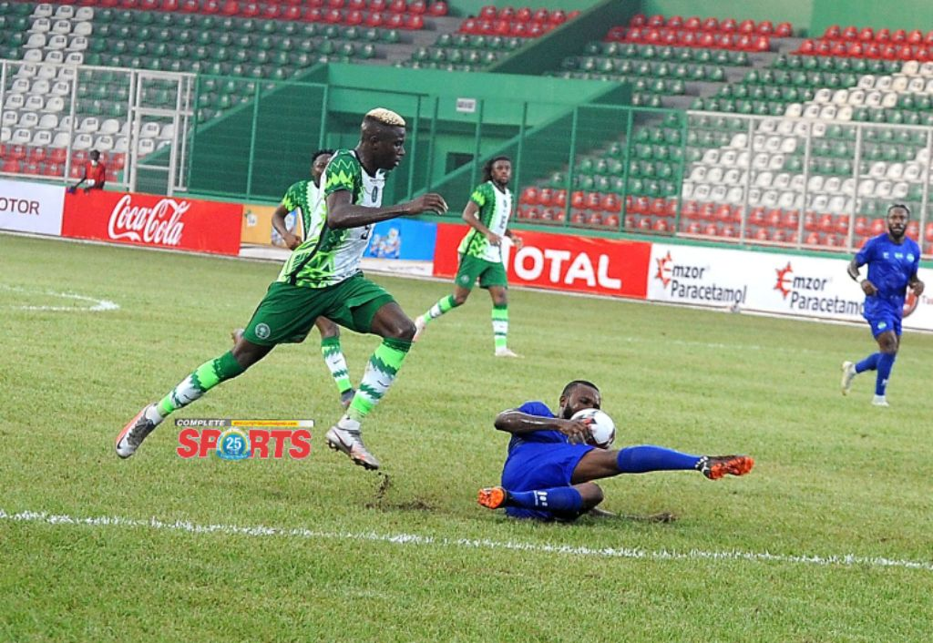 2021 AFCON Qualifier: Benin-Shocker As Sierra Leone Come From 4-0 Down To Draw Super Eagles