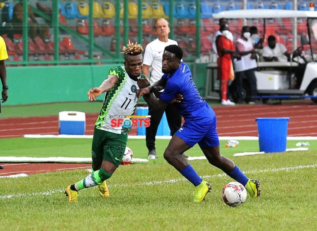 Leone Stars Boss Keister Hails Incredible Comeback Against Nigeria