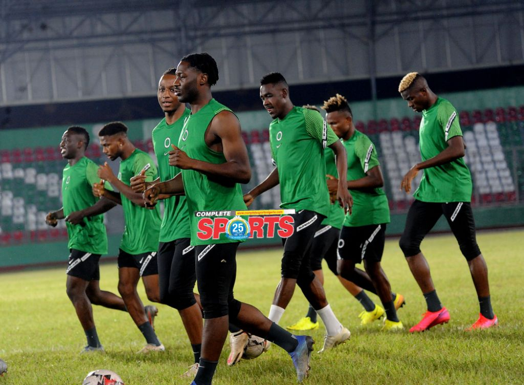 2021 AFCON Qualifiers: Super Eagles Players Test Negative For Covid-19