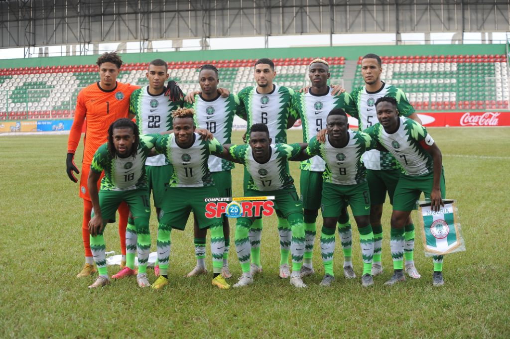 AVERAGE: Super Eagles' Players' Rating In 4-4 Draw With Sierra Leone
