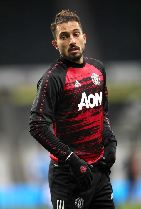 Man United New Signing Telles Tests Positive For Covid-19 Second Time